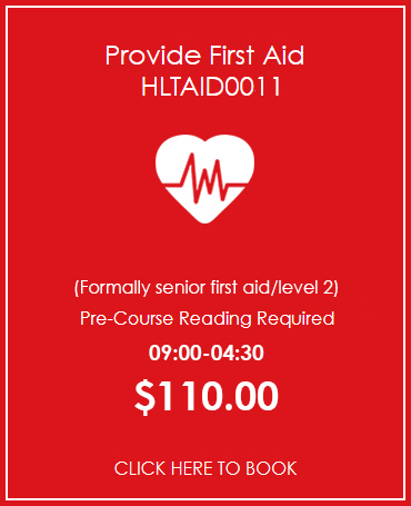 Provide First Aid HLTAID003
